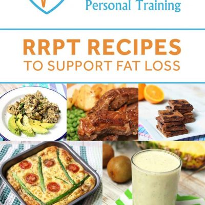 RRPT recipes to Support Fat Loss